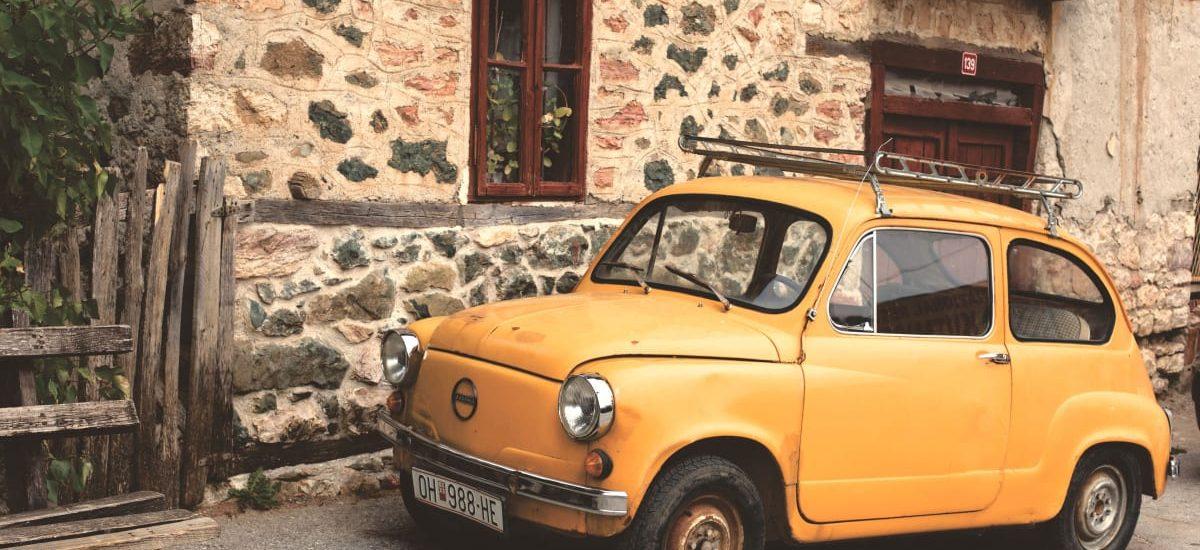 Få 3 tilbud på reparation af din gamle klassiske bil